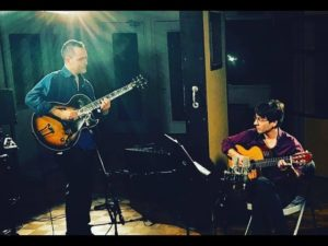 Kreisberg Meets Veras「Lina Rising」タブ譜付きギタースコア