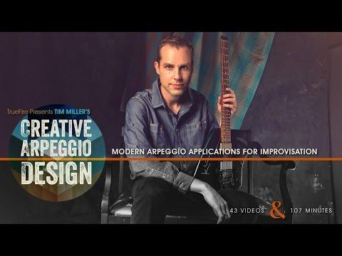 Tim Miller Creative Arpeggio Design
