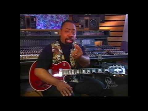 ポール・ジャクソン・ジュニアから学ぶギターの基礎テクニック