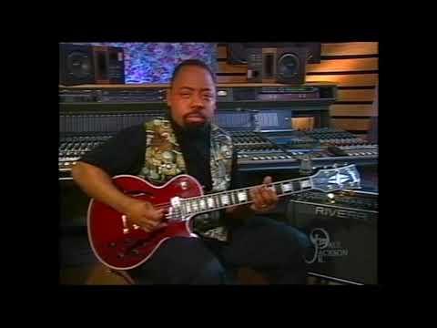 ポール・ジャクソン・ジュニアのリズムギターに欠かせないコードトーンを意識した演奏法