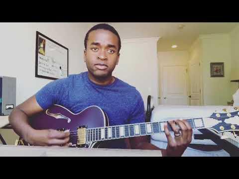 Cecil Alexanderが弾くSolarタブ譜付きギタースコア